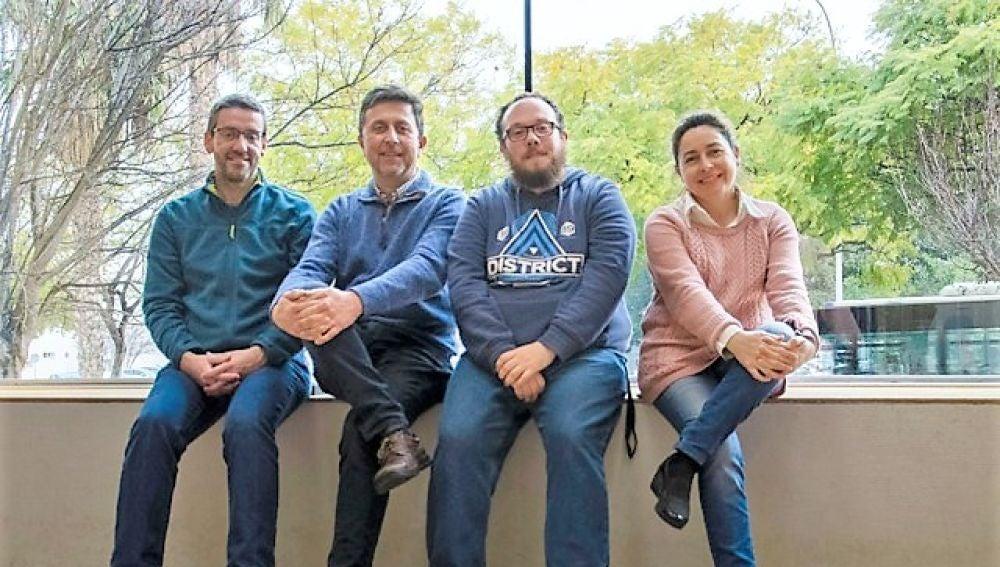 Científicos del grupo de investigación del Área de Fisiología del Instituto de Neurociencias de la UMH de Elche