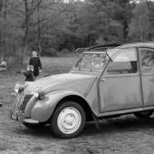 Los clásicos Citroën 2CV y Mehari cumplen años: repasamos su historia - Centímetros Cúbicos