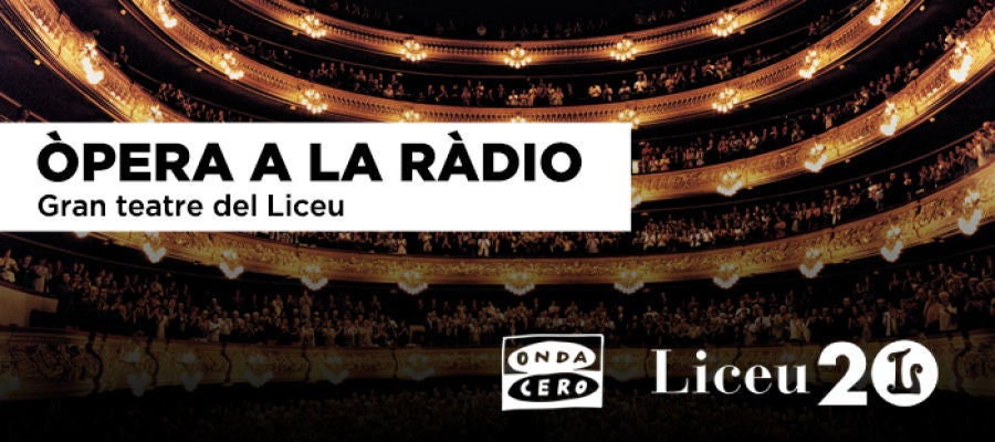 Òpera a la Ràdio - Liceu - 20 anys