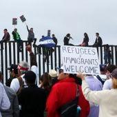 Frontera Mexico y Estados Unidos