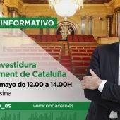 Especial Informativo: Pleno de Investidura