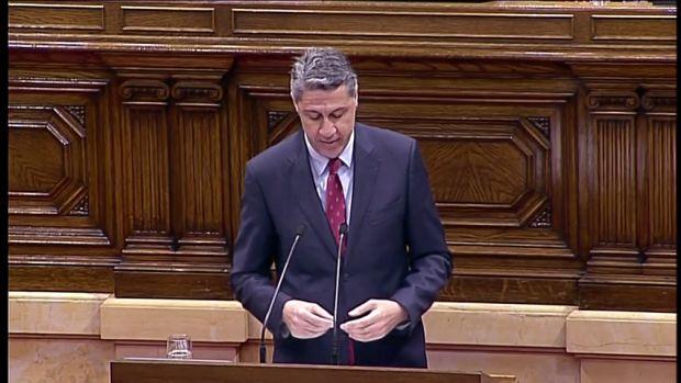 """Xavier García Albiol y las declaraciones de Torra: """"Pedro Sánchez tiene que explicar por qué no está dispuesto a explorar la vía jurídica de la apología"""""""