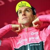 Simon Yates en el Giro de Italia