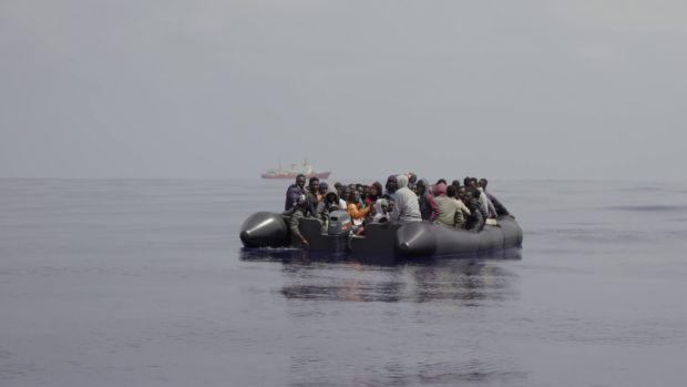 Punta Norte: Niños solos, sólo niños