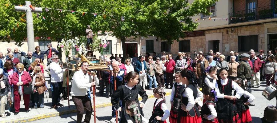 Fiesta de San isidro en el Cristo del Mercado
