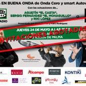 """Gala """"En Buena Onda"""" INVITACIONES AGOTADAS."""