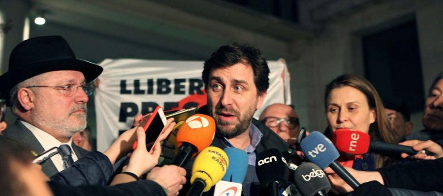 laSexta Noticias 20:00 (16-05-18) La Justicia belga rechaza entregar a España a los exconsellers huidos Comín, Serret y Puig