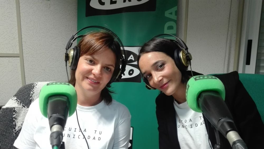 María Sales y Alba Rodríguez, inventoras de CAUPROTECT