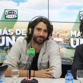 Aitor Luna y Daniel Grao