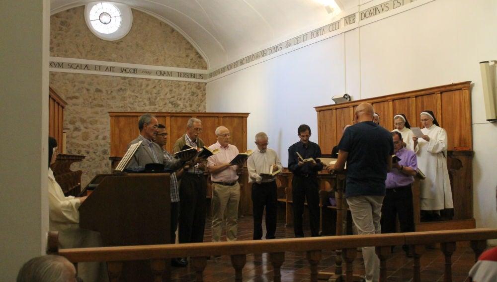 Coro Congregamine et Psallite