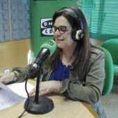 Fátima Vidal en Onda Cero Pontevedra