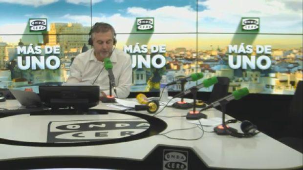 """Monólogo de Alsina: """"A un presidente en minoría como Rajoy se le puede sacar casi cualquier cosa"""""""