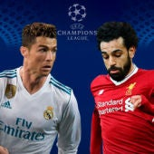 Champions Total: Real Madrid - Liverpool (Vertical)