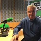 """Gonzalo Sancho, presidente da Asociación """"Vai polo Río"""""""