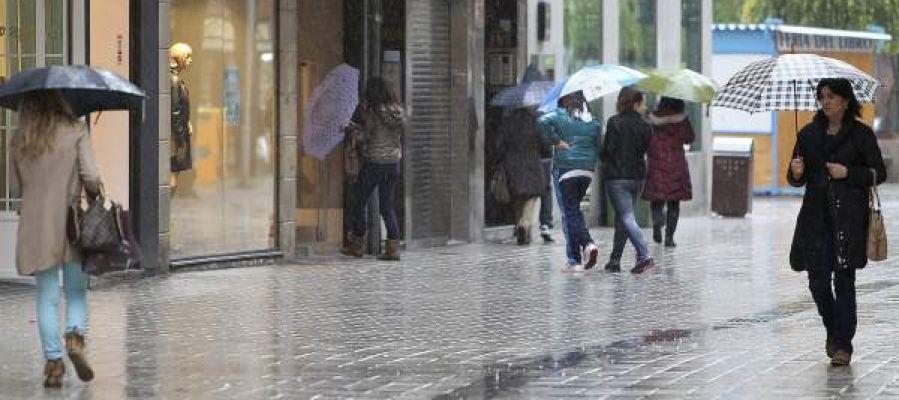 Las tormentas han dejado 42 litros por metro cuadrado en Ciudad Real
