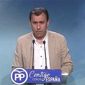"""Martínez-Maillo: """"Sánchez quiere asaltar el poder de la mano de los que ponen en peligro a España"""""""