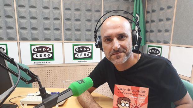 """Fernando Fabiani: """"Los sanitarios deberíamos tener sentido del humor casi por obligación"""""""