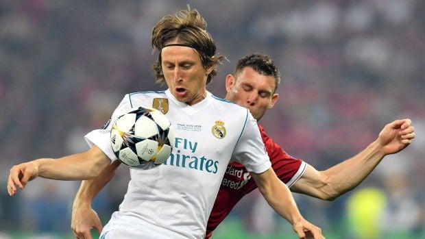 """Luka Modric: """"No olvidamos que no hemos hecho una buena temporada en Liga"""""""