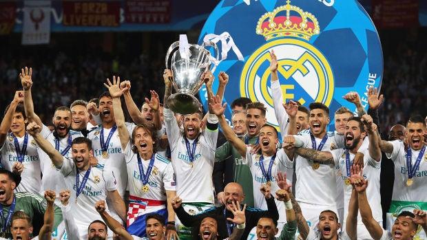 Diferencias entre el Real Madrid de Kiev y el actual Zidane II