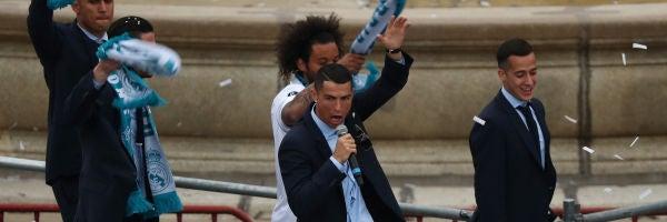 """Cristiano Ronaldo: """"Gracias.. y hasta el próximo año"""""""