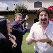 Los Morancos parodian 'Mayores' con la polémica del chalé de 'Podemos'