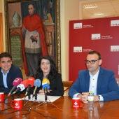 Presentación de la EvAU en la Universidad de Castilla-La Mancha