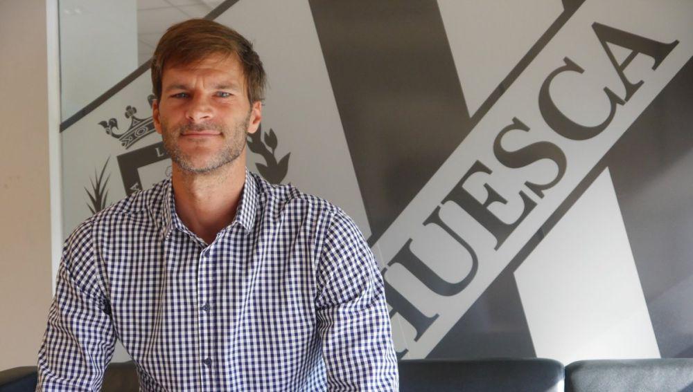 Leo Franco, nuevo técnico del Huesca