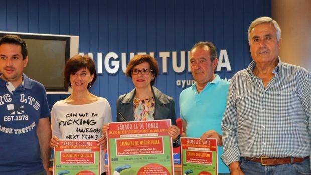 3dffaad0f9 Miguelturra celebrará el 16 de junio la Declaración de Interés Turístico  Nacional de su carnaval