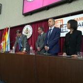 Toma de posesión de Agustín García Matilla como vicerrector del Campus de Segovia.