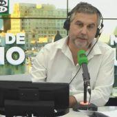 """Monólogo de Alsina: """"Si Rajoy esquiva la moción de censura será Sánchez quien empiece a recibir pedradas"""""""