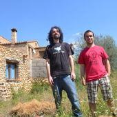 Vicente Nos y Lluís Santos creadores de Entropy Factory