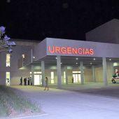 Urgencias del Hospital Universitario del Vinalopó de Elche