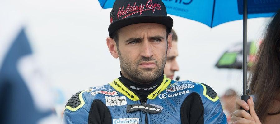 El piloto español Héctor Barberá