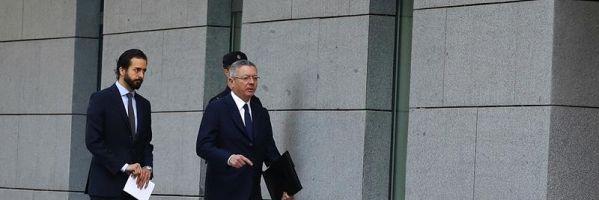 El fiscal exculpa a Gallardón y a Ignacio González por la compra de Inassa en el 'caso Lezo'