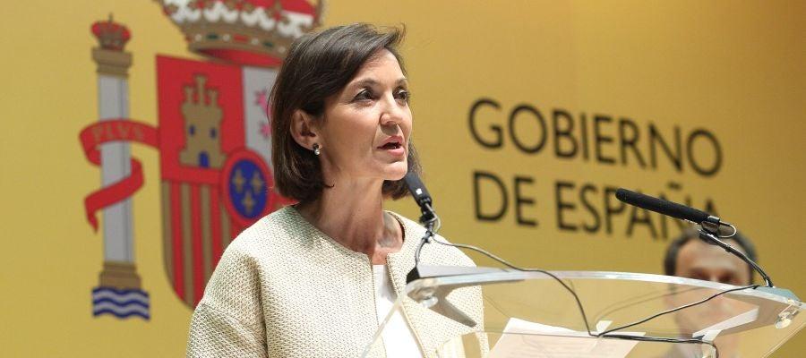 Reyes Maroto, nueva ministra de Industria, Comercio y Turismo.