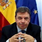 El ministro de Agricultura, Pesca y Alimentación, Luis Planas