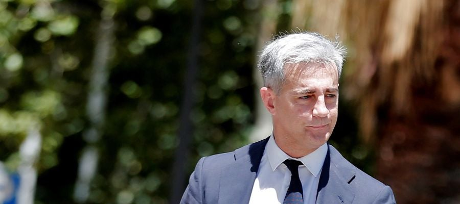 Ricardo Costa en una imagen de archivo
