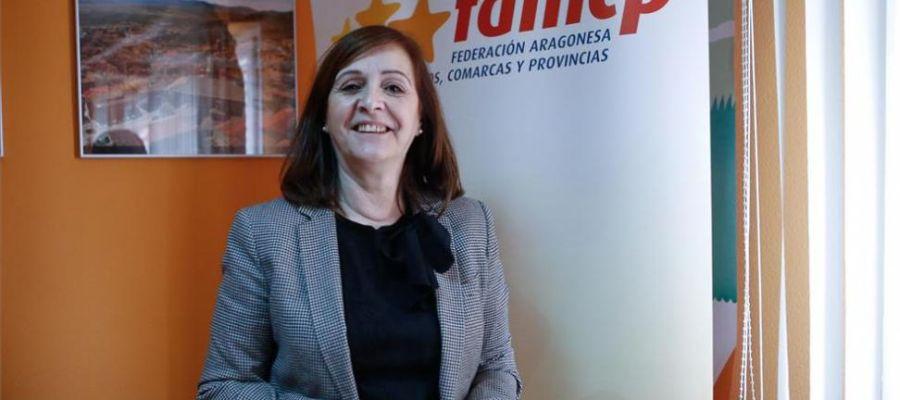La nueva delegada del Gobierno en Aragón, Carmen Sánche