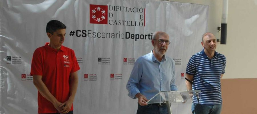 La Diputación consolida el II Triatlón de Almassora como parte de su programa Castellón Escenario Deportivo.