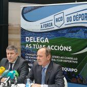Miguel Otero y Rafa Losada