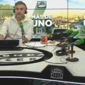"""<p>Monólogo de Alsina: """"Después de Huerta, ahora es el ministro Planas quien pone a prueba el listón que Sánchez se puso a sí mismo""""</p>"""