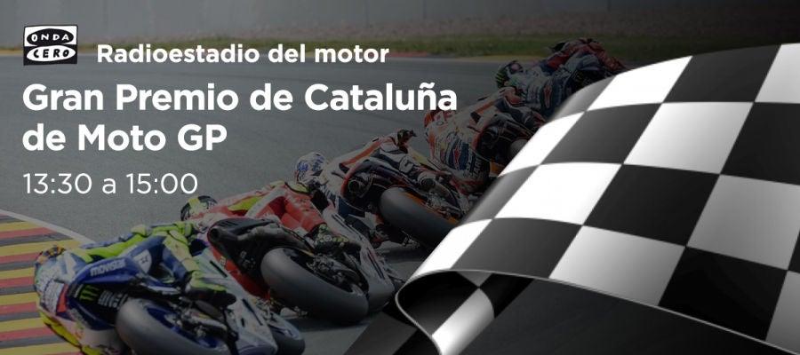 Radioestadio del motor. GP de Cataluña