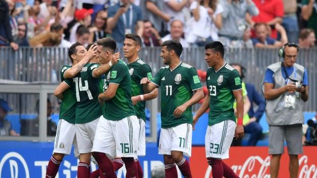 Resultado de imagen para alemania 0-1 mexico