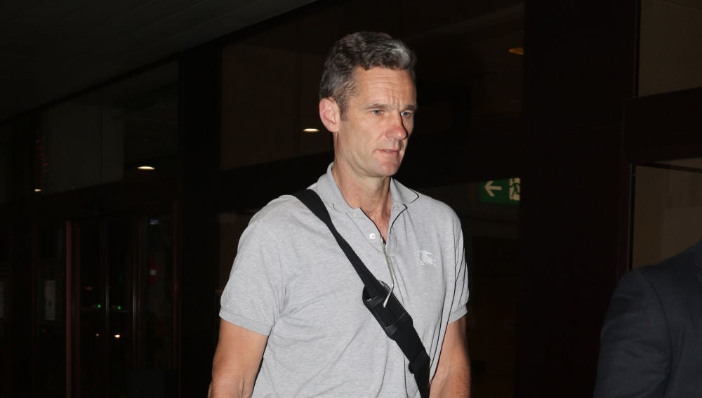 Noticias 1 Antena 3 (18-06-18) Iñaki Urdangarin ingresa en la cárcel de Brieva, en Ávila