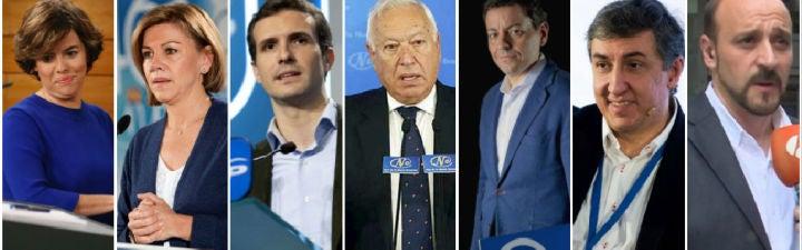 ¿Quién considera mejor candidato para liderar el PP?