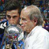 José María García, con Inter Movistar.