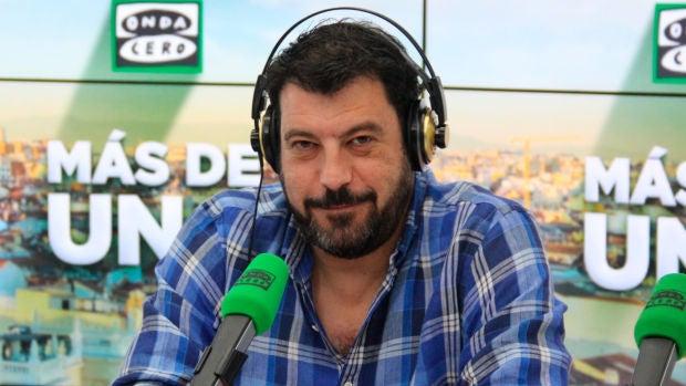 """Santiago Díaz: """"Matar engancha y nadie llora la muerte de un villano"""""""