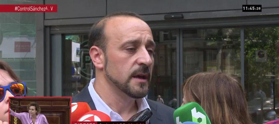 Elio Cabanes, candidato a presidir el PP