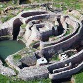 Yacimiento arqueólogo de Castillejo del Bonete, en Terrinches