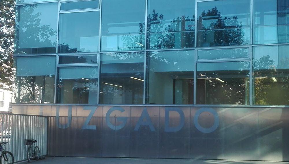 Edifico de los juzgados de Ciudad Real